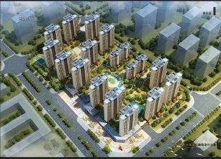 (掇刀区)城建地产·双泉花园3室2厅2卫